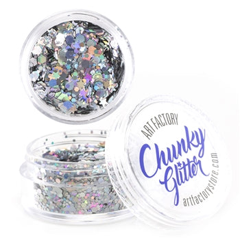 Art Factory | Loose Chunky Glitter - Starstruck (10ml jar)