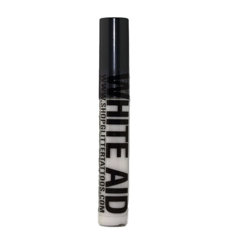 Ybody - Glitter Tattoo Glue -  WHITE AID -  11ml Lip Gloss Tube  #6
