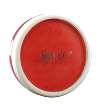 Ben Nye Professional Creme Colors - Fire Red 1 oz - DISCONTINUED - Jest Paint Store