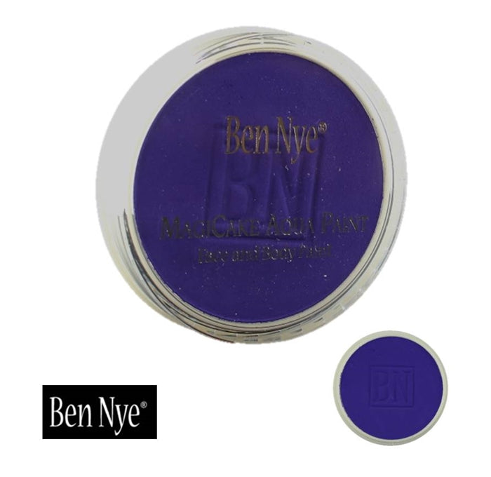 BenNye MagiCake Face Paint - Royal Purple   1oz/28gr - Jest Paint Store