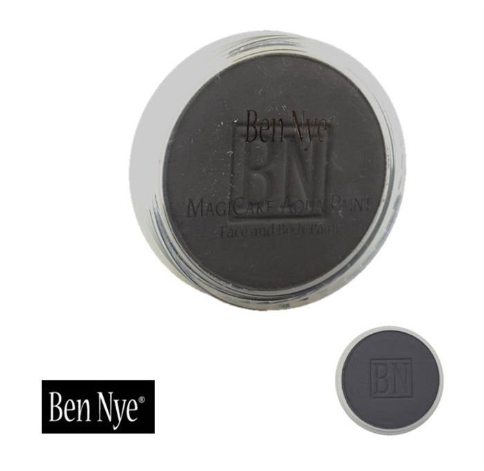 BenNye MagiCake Face Paint - Grey  .77oz/22gr - Jest Paint Store