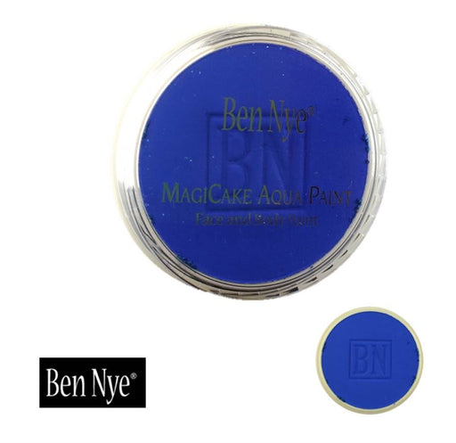 BenNye MagiCake Face Paint - Marine Blue   1oz/28gr - Jest Paint Store