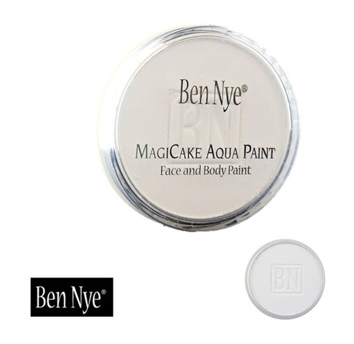 BenNye MagiCake Face Paint - Cloud White   1oz/28gr - Jest Paint Store