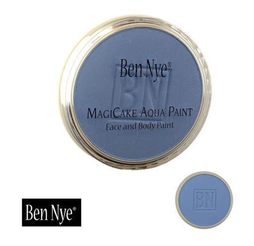 BenNye MagiCake Face Paint - Calypso Blue   1oz/28gr - Jest Paint Store