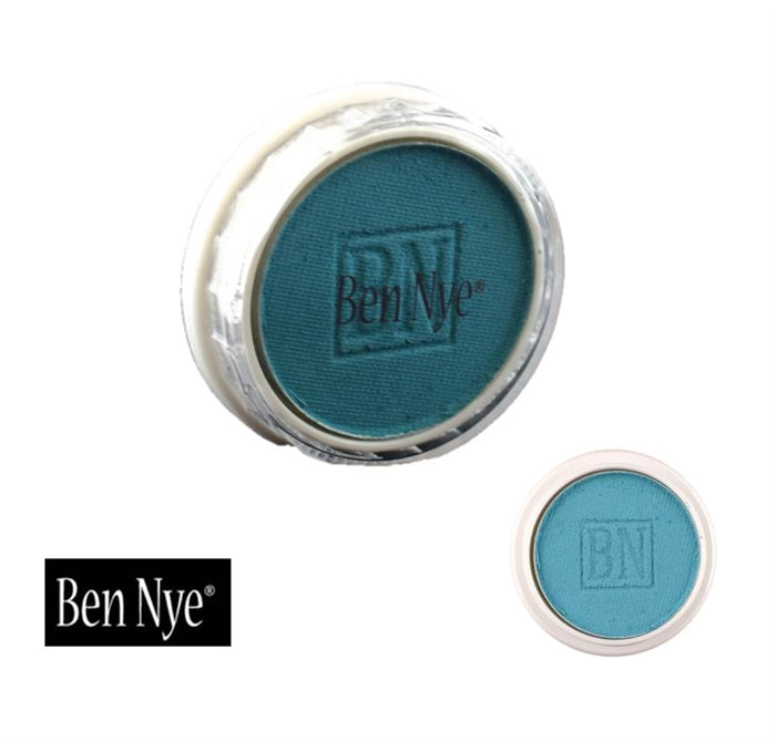 BenNye MagiCake Face Paint - SMALL Tahitian Blue 7g - Jest Paint Store