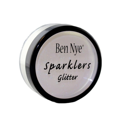 Ben Nye Sparklers Face Paint Glitter 0.5oz/14gr - Opal Ice - DISCONTINUED - Jest Paint Store
