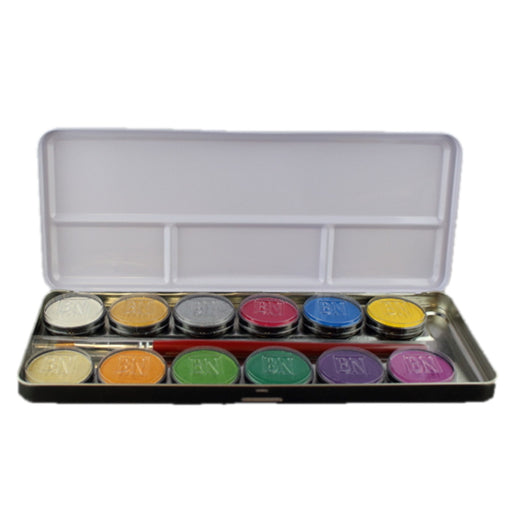 Ben Nye -  Lumiere Grande Colour Powder Palette - Jest Paint Store