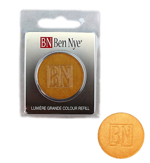Ben Nye | Lumiere Face Paint Powder - Palette Refill - Aztec Gold  3.6gr