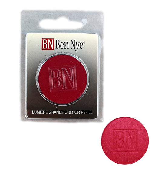 Ben Nye | Lumiere Face Paint Powder - Palette Refill - Cherry Red  3.6gr