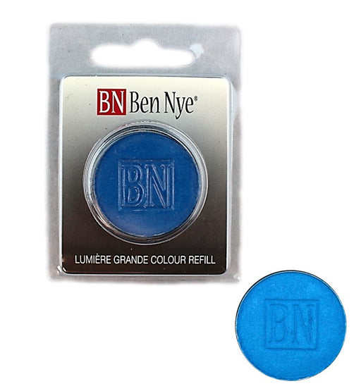 Ben Nye | Lumiere Face Paint Powder - Palette Refill - Cosmic Blue  3.6gr