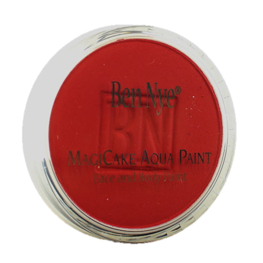 BenNye MagiCake Face Paint - Brite Red  .77oz/22gr - Jest Paint Store