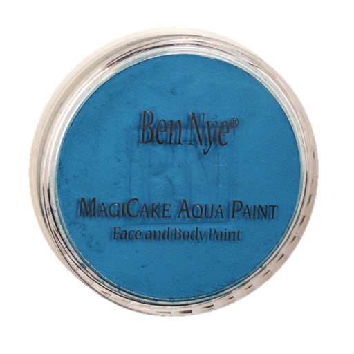 BenNye MagiCake Face Paint - Cosmic Blue   .77oz/22gr - DISCONTINUED - Jest Paint Store