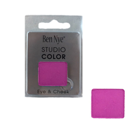 Ben Nye | Powder Face Paint - Studio Color Rainbow Refill Blush - Passion Purple - 2 grams
