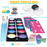 Blue Squid | KID'S Face Paint - 12 Color Classic Kit (12 X 10ml) + Bonus Items