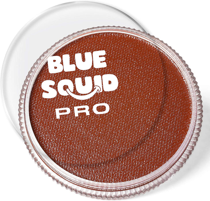 Blue Squid | PRO Face Paint - Classic Brown 30gr