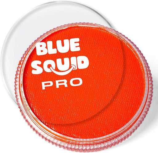 Blue Squid | PRO Face Paint - Classic Orange 30gr