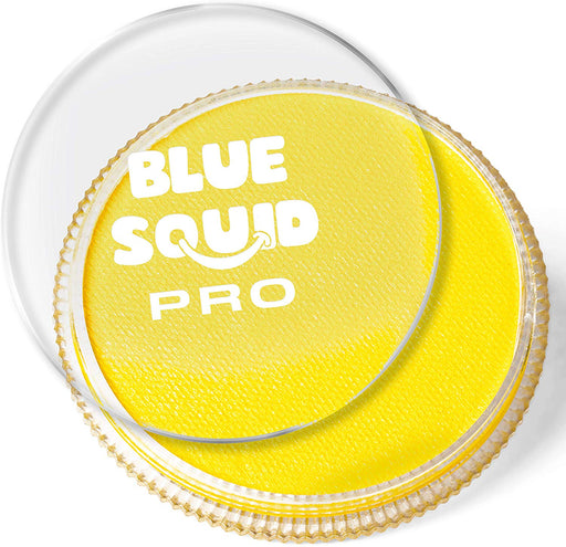 Blue Squid | PRO Face Paint - Classic Yellow 30gr