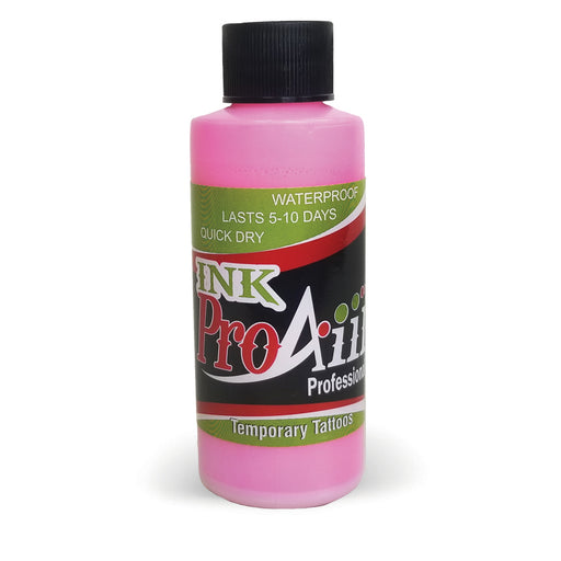 ProAiir INK Alcohol-Based Airbrush Body Paint 2oz - Bubble Gum Pink