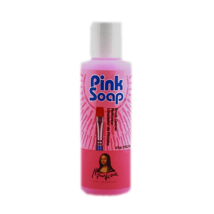 Speedball | Pink Soap Brush Cleaner - 4 fl oz - Jest Paint Store