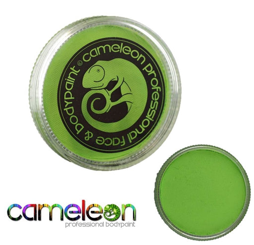 Cameleon Face Paint - Baseline Wicked Green 32gr (BL3018) - Jest Paint Store