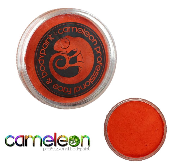 Cameleon Face Paint - Baseline Orange Juice 32gr (BL3006) - Jest Paint Store