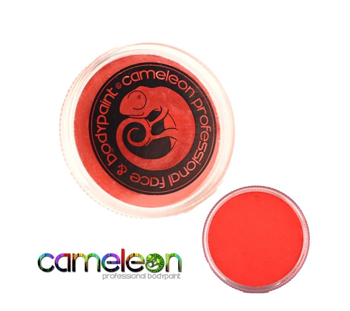 Cameleon Face Paint - Baseline Warm Red 32gr (BL3038) - Jest Paint Store
