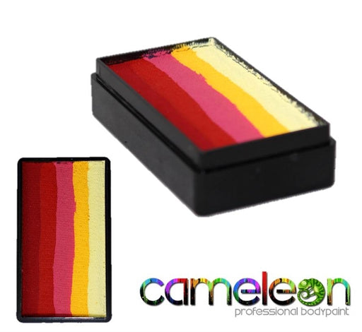 Cameleon Face Paint ColorBlock - Roses 30gr - Jest Paint Store