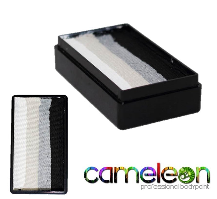 Cameleon Face Paint ColorBlock - Swan - Jest Paint Store