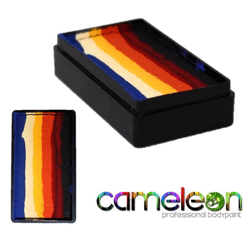 Cameleon Face Paint ColorBlock - Soul Fire 30gr - Jest Paint Store