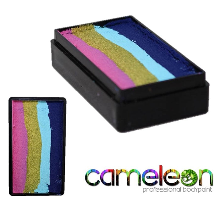 Cameleon Face Paint ColorBlock - Sunset 30gr - Jest Paint Store