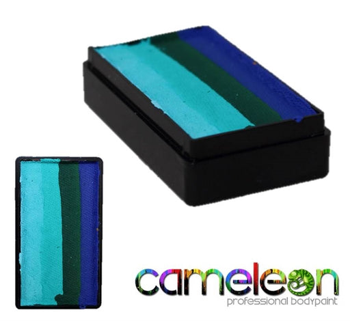 Cameleon Face Paint ColorBlock - Evening by Brierley 30gr - Jest Paint Store