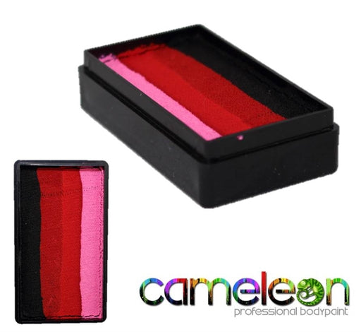 Cameleon Face Paint ColorBlock - Gypsy by Brierley 30gr - Jest Paint Store
