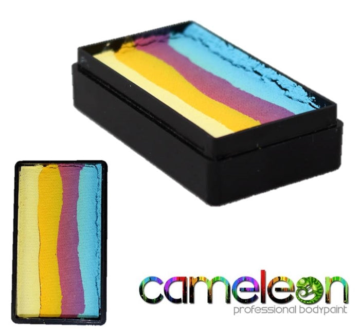 Cameleon Face Paint ColorBlock - Lovebird by Brierley 30gr - Jest Paint Store