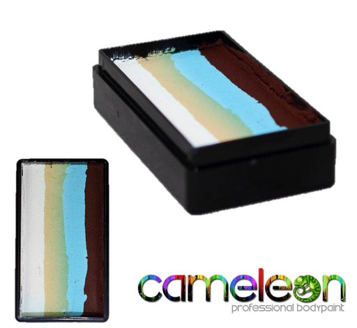 Cameleon Face Paint ColorBlock - Retro 30gr - Jest Paint Store