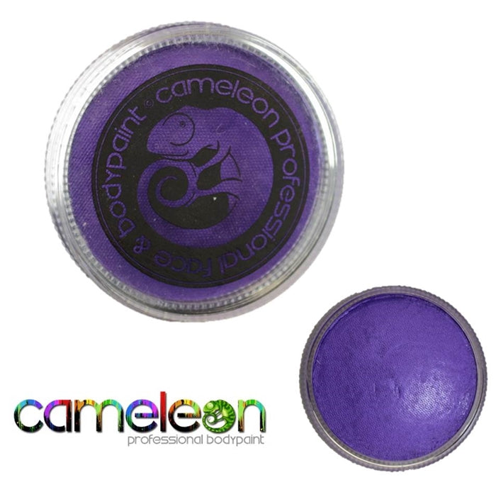 Cameleon Face Paint - Metal Purple Heart 30gr (ML3007) - Jest Paint Store