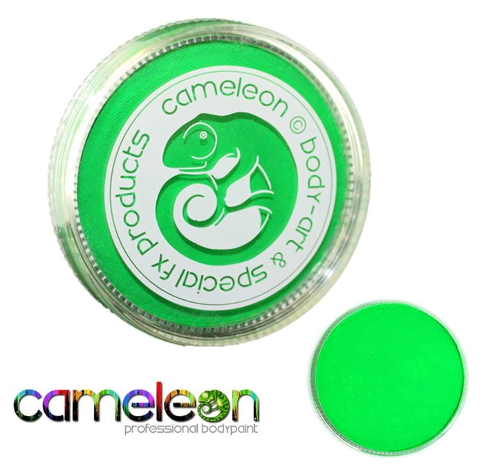 Cameleon Paint - Neon/UV Kryptonite Green (UV3004) 32gr - Jest Paint Store