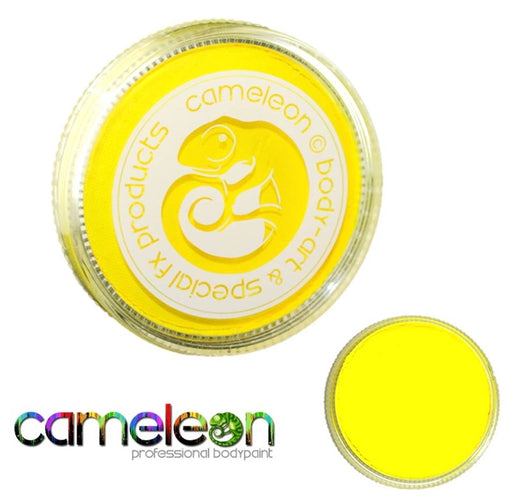 Cameleon Paint - Neon/UV Toxic Yellow (UV3002) - Jest Paint Store