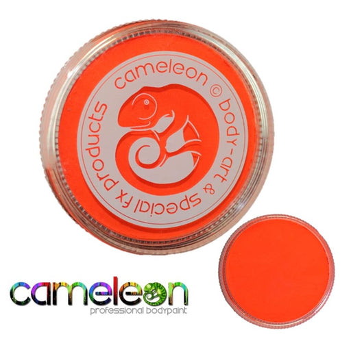 Cameleon Paint - Neon/UV Foxy Orange (UV3003) - Jest Paint Store