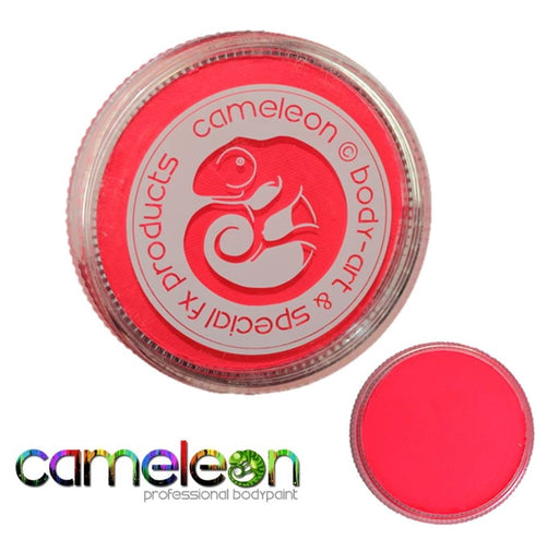 Cameleon Paint - Neon/UV Pink Flamingo (UV3001) - Jest Paint Store