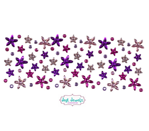 Jest Jewelz - Crazy Daisy Gems (Peel and Stick - Approx 75 pcs.) - Jest Paint Store