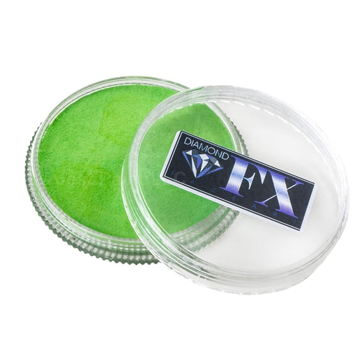Diamond FX Face Paint Essential - Mint Green (1055) 32gr - Jest Paint Store