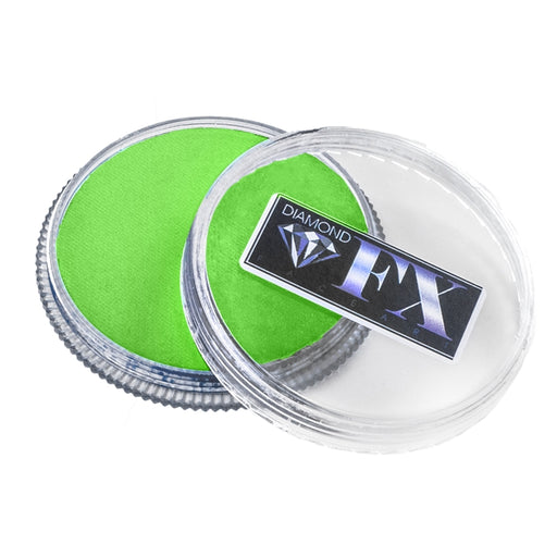 Diamond FX Face Paint Essential - Spring Green (1056) 32gr - Jest Paint Store