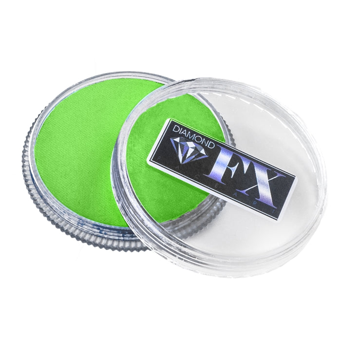Diamond FX Face Paint Essential - Spring Green (1056) 30gr - Jest Paint Store