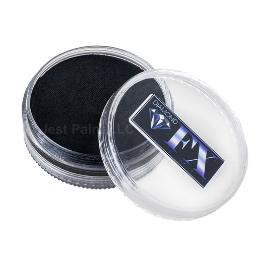 Diamond FX Face Paint Essential - Black 45gr - Jest Paint Store
