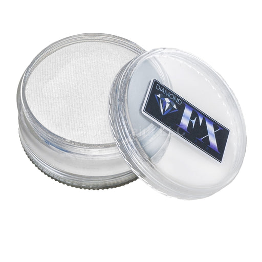 Diamond FX Face Paint Essential - White 90gr - Jest Paint Store