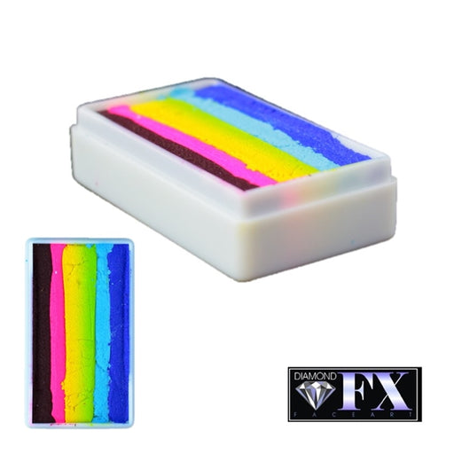 DFX Rainbow Cake - Small Bright Rainbow (RS30-59) 30gr #6 - Jest Paint Store