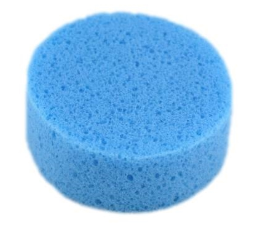 Diamond FX - Blue Face Painting Sponge - Jest Paint Store