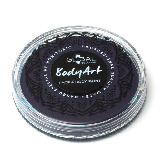 Global Colours Body Art | Face and Body Paint - NEW Dark Blue (32gr) - Jest Paint Store
