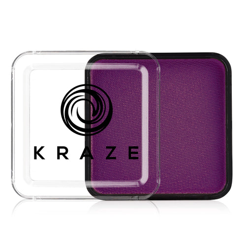 Kraze FX Face and Body Paints | Metallic Deep Purple 25gr