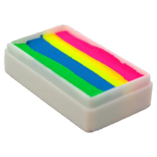 DFX Special Effects Rainbow Cake - Neon Rainbow (RS30-68) 28gr #35 - Jest Paint Store